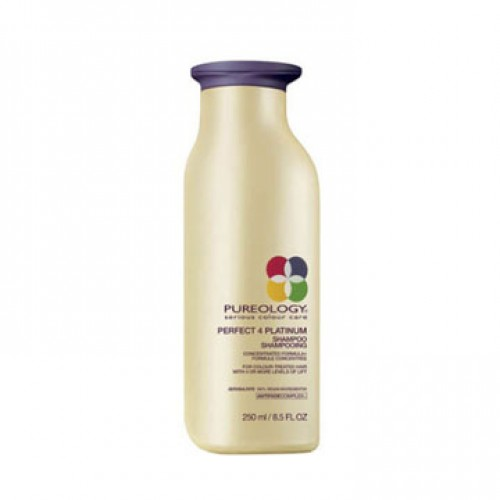 Serious Colour Care Perfect 4 Platinum Shampoo
